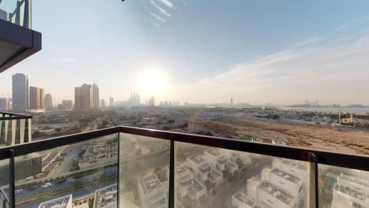 Studio for Rent in Al Sufouh, Dubai - No commission | Furnished | City & sea views