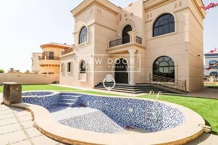 فیلا 6 غرف نوم للايجار في ذا فيلا، دبي - Brand New 6BR W/ Pool
