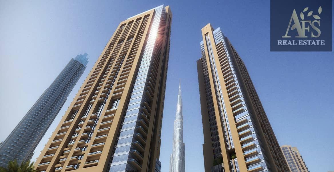 13 Mesmerizing View of Burj Khalifa | 1 bedroom  |