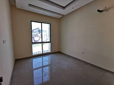 5 Bedroom Villa for Rent in Al Yasmeen, Ajman - Wonderful villa for rent, the first inhabitant of Jasmine, Ajman, behind the garden, with air conditioners
