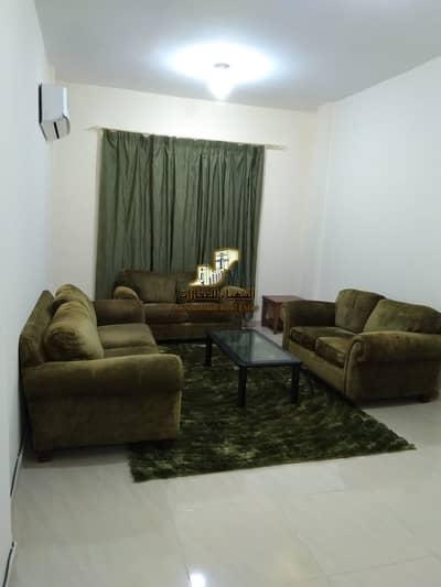 شقة 1 غرفة نوم للايجار في النعيمية، عجمان - SERVICED AND FURNISHED FAMILY TBR ON MONTHLY