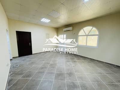 2 Bedroom Flat for Rent in Al Bahia, Abu Dhabi - Big Size 2 Bedroom Hall With Yard In Bahia Bahr