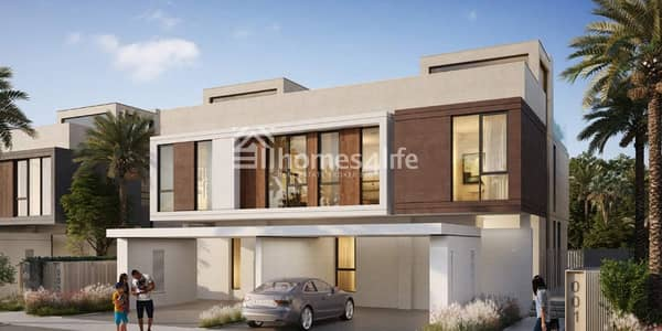 3 Bedroom Villa for Sale in Dubai Hills Estate, Dubai - BRAND NEW! GOLF COURSE VIEW 3BEDROOM PLUS MAID