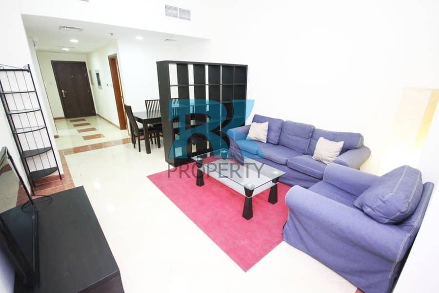 Fully Furnished 1 Bedroom in Ajmal  Sarah