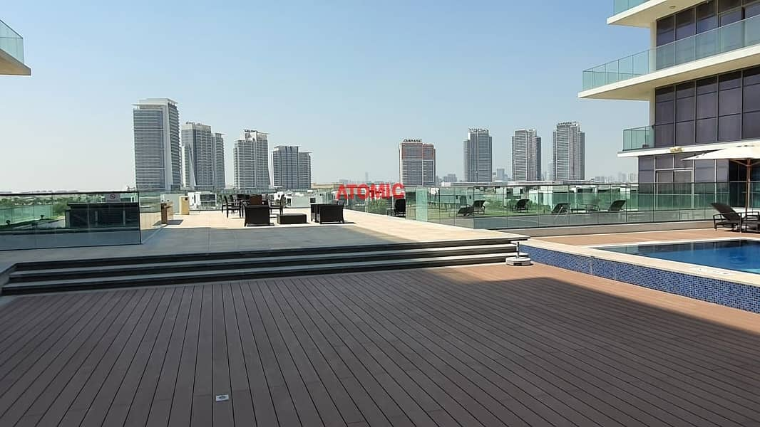 60 Huge 3 BR w/ balcony | High Floor  | Nice View