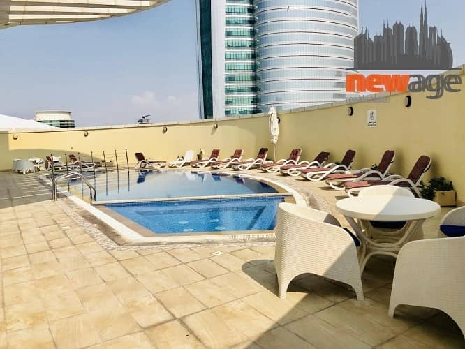 11 Fully Furnished Studio Apt.For RENT in Goldcrest Executive JLT