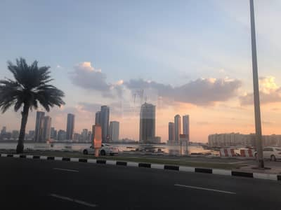Best Sharjah towers wonderful views on the sea with GYM