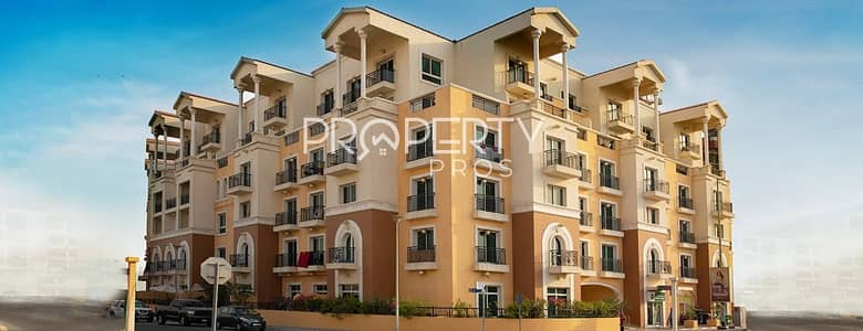 1 Bedroom Apartment for Sale in Jumeirah Village Triangle (JVT), Dubai - High ROI   Spacious Bedroom   Motivated Seller