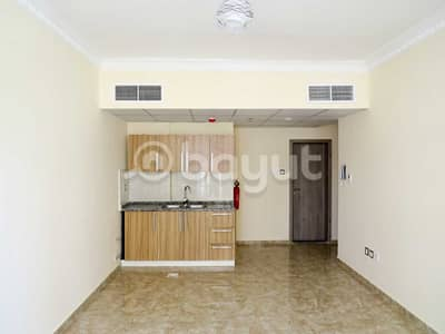 Studio for Rent in Al Rashidiya, Ajman - Spacious studio for rent in Zara Residence