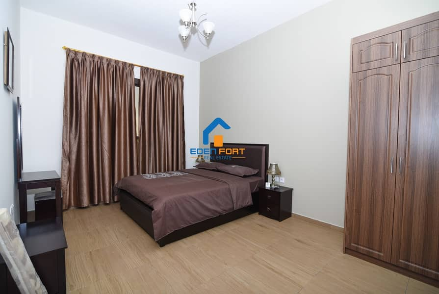 2 Golf View Fully Furnished One Bedroom Apartment