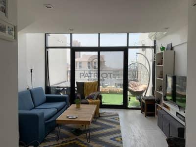 شقة 1 غرفة نوم للبيع في قرية جميرا الدائرية، دبي - Stunning Duplex Fully Furnished For Salein Shamal Residence 2 JVC