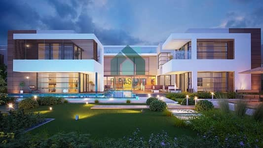 Bulk Unit for Sale in Mohammad Bin Rashid City, Dubai - Forest Villas | Multiple G+1 Residential Villa Plot for Sale in MBR