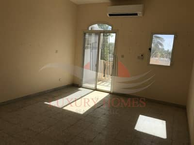 5 Bedroom Villa for Rent in Al Qattara, Al Ain - White Finishes Duplex with Balcony and Maid's Room
