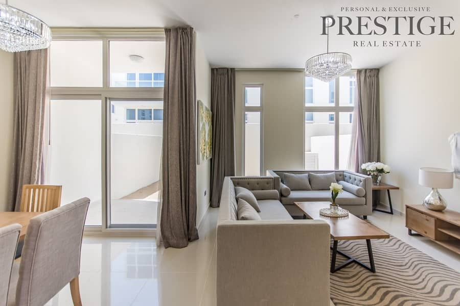 2 Brand New Unit I 3 Bed + Maid I Pacifica Akoya Oxygen Dubai Land
