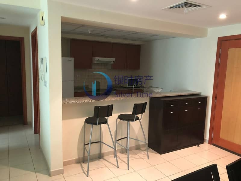 Beautifully furnished / Well maintained unit.