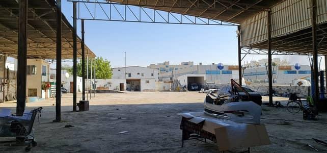 ارض صناعية  للايجار في المنطقة الصناعية، الشارقة - ارض صناعية في المنطقة الصناعية 4 المنطقة الصناعية 325000 درهم - 4937257