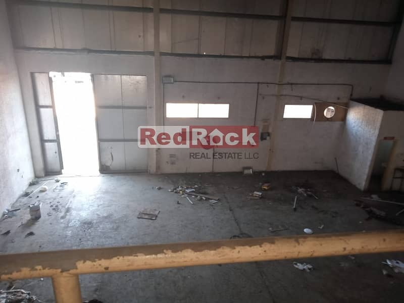 9 Newyear Deal Warehouse for AED 20/Sqf in Al Quoz