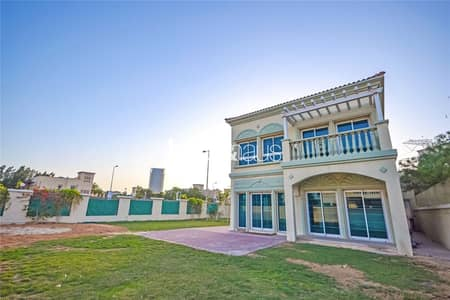 2 Bedroom Villa for Rent in Jumeirah Village Triangle (JVT), Dubai - New to Market | Vacant | White Kitchen