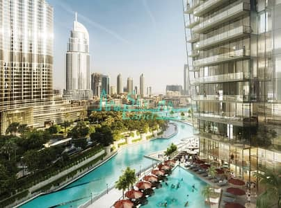 5 Bedroom Penthouse for Sale in Downtown Dubai, Dubai - 60th Level Address Opera | Full Floor 5-BR Penthouse | 360 View