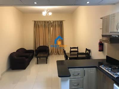 1 Bedroom Flat for Rent in Dubai Sports City, Dubai - Fully Furnished One  Bedroom Flat in Elite 6