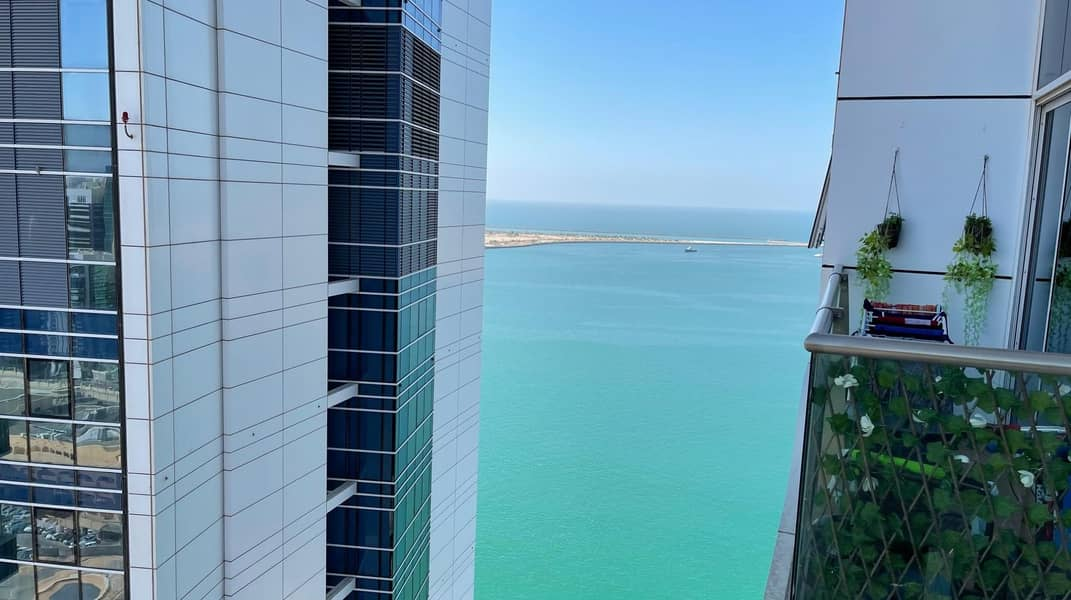 2 1 Bedroom - Live on Striking AUH Corniche with SEA Front Lifestyle