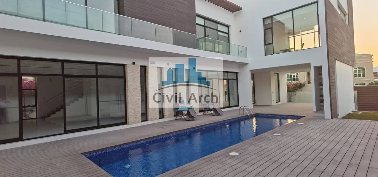 PRIVATE POOL !! MODERN LAYOUT !! CONTEMPORARY 5/BR