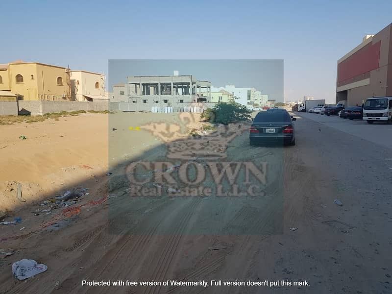 10000 SQ FT COMMERCIAL LAND EXCELLENT LOCATION BEHIND NESTO MOWAIHAT 1