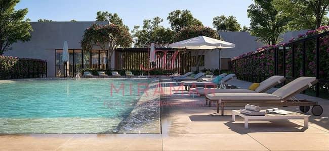 فیلا 2 غرفة نوم للبيع في جزيرة ياس، أبوظبي - HOT!!!  BEST INVESTMENT!!! LUXURY 2B+MAIDS!! SINGLE ROW! NOYA PROJECT!