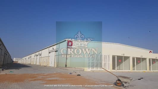 Warehouse for Sale in Emirates Modern Industrial Area, Umm Al Quwain - GOOD CHANCE FOR SMALL INVESTORS 2415 SQ FT WARE WITH TITLE DEED ELECTRICITY IN EMIRATES MODERN INDUSTRIAL UMM UL QUAIN
