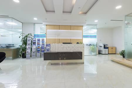 Floor for Sale in Business Bay, Dubai - Premium Whole Floor | 56 Car Parks | Furnished