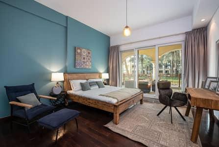 شقة في مساكن مارينا 6 مساكن المارينا نخلة جميرا 2 غرف 15900 درهم - 4937794