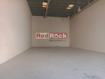 Warehouse for Rent in Al Quoz, Dubai - 3080 Sqft Warehouse with Office in Al Quoz