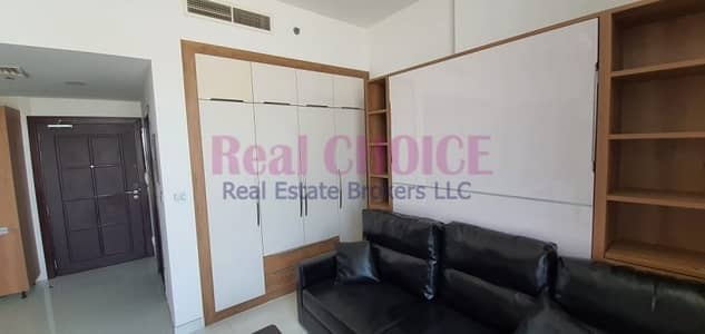 Fully Furnished | Mid Floor Studio | Chiller Free