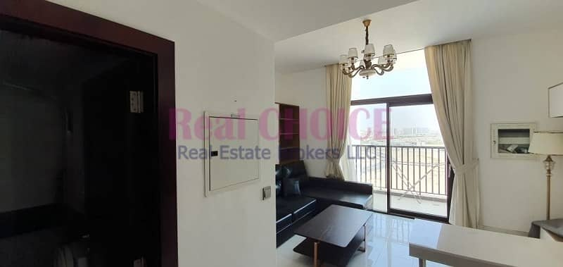 2 Fully Furnished | Mid Floor Studio | Chiller Free