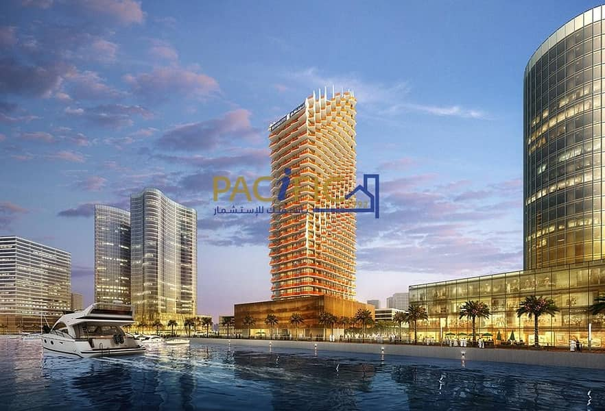 2 Price with 25% Discount  | Canal View + Burj Khalifa