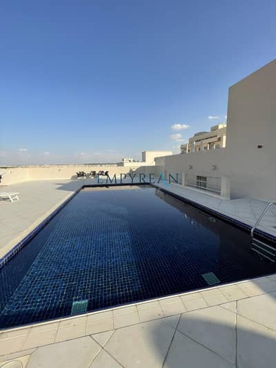 1 Bedroom Apartment for Rent in Al Warqaa, Dubai - NEAR TO EXIT BEAUTIFUL SPACIOUS 1BHK+POOL+GYM+KIDS AREA+BALCONY+COVER PARKING ONLY 30K