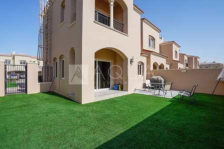3 Bedroom Villa for Rent in Serena, Dubai - Type B | Maid's | Landscaped I Great location