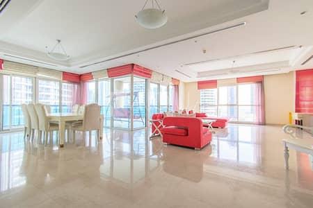 شقة 3 غرف نوم للايجار في دبي مارينا، دبي - Luxury Living | Marina View | 2 Car Park