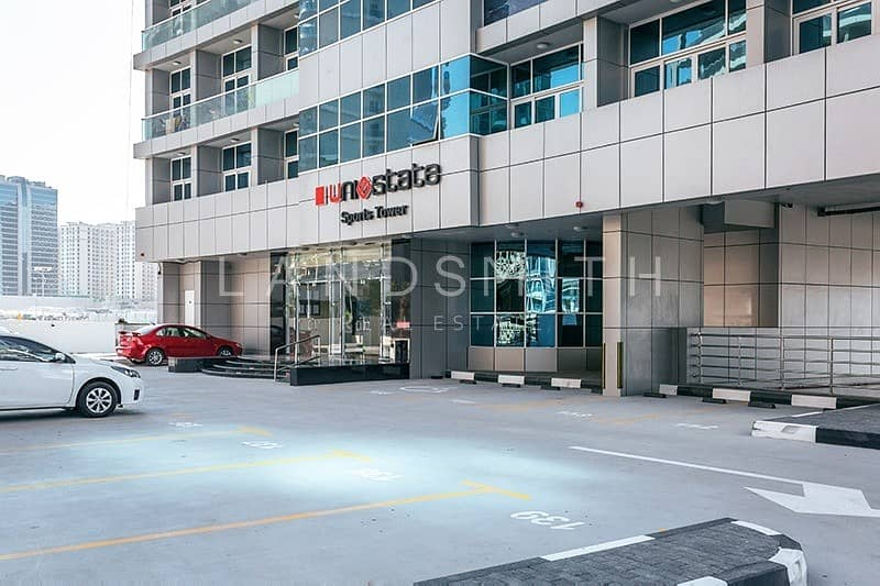 13 Vacant Unfurnished Studio | Uniestate Sports Tower