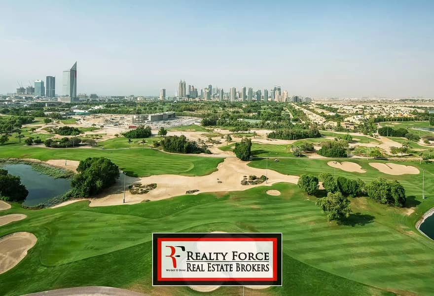 FULL GOLF COURSE VIEW | 4BR DUPLEX | VACANT
