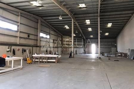 مستودع  للايجار في مجمع دبي للاستثمار، دبي - 100 KW power   DIP 1   Insulated Warehouse