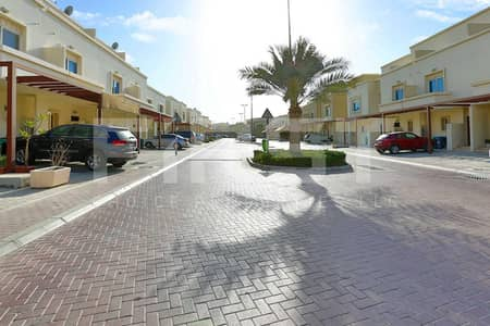 3 Bedroom Villa for Rent in Al Reef, Abu Dhabi - Great Location! Single Row Villa. Call us!