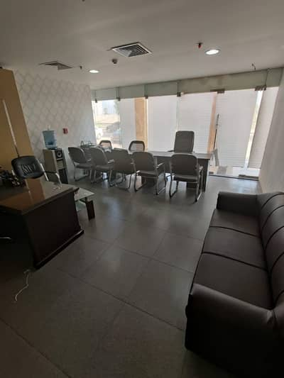 Office for Rent in Al Mamzar, Dubai - two months free Affordable Offices for Rent for 12,000 per year with full services and utilities