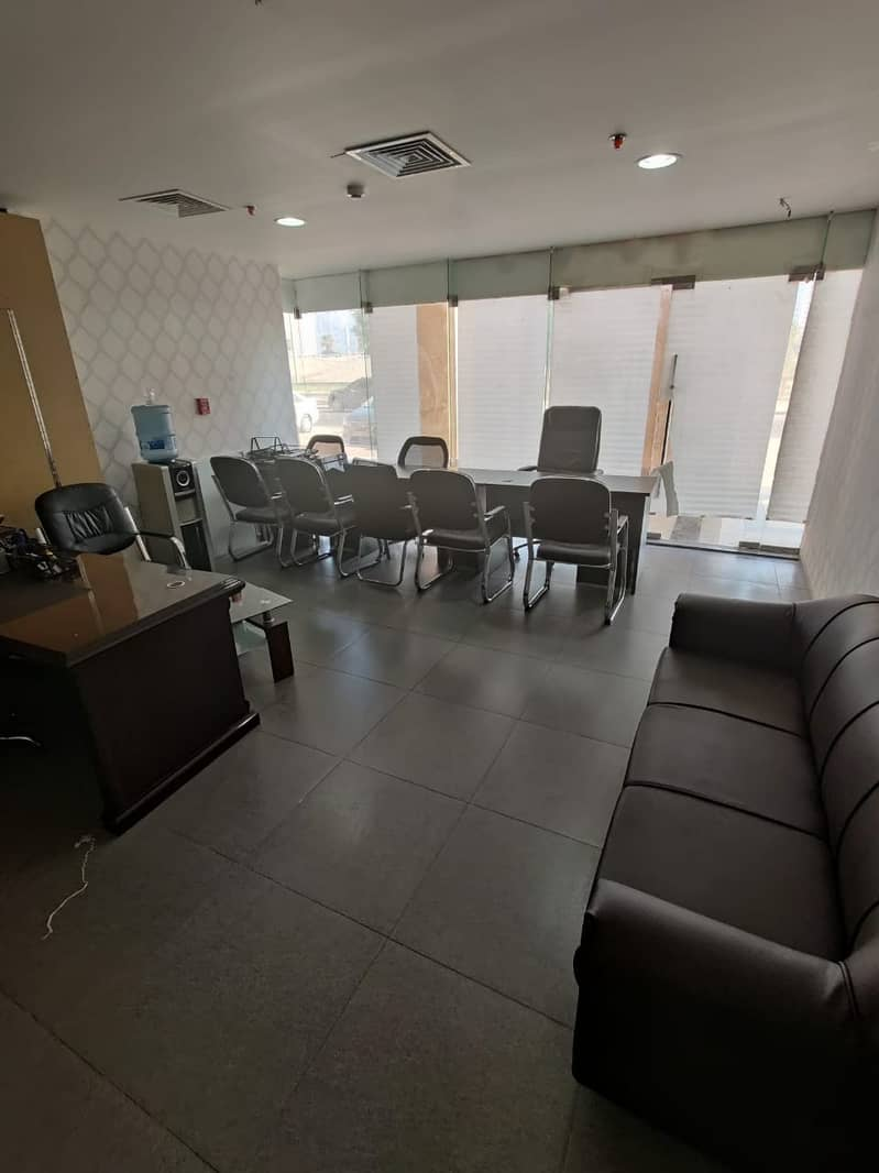 two months free Affordable Offices for Rent for 12,000 per year with full services and utilities