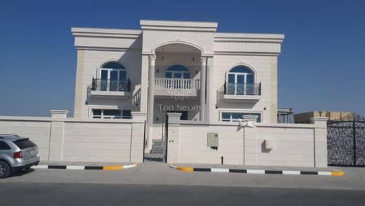 فیلا 5 غرف نوم للبيع في حوشي، الشارقة - New 5-bedrooms independent villa - high quality