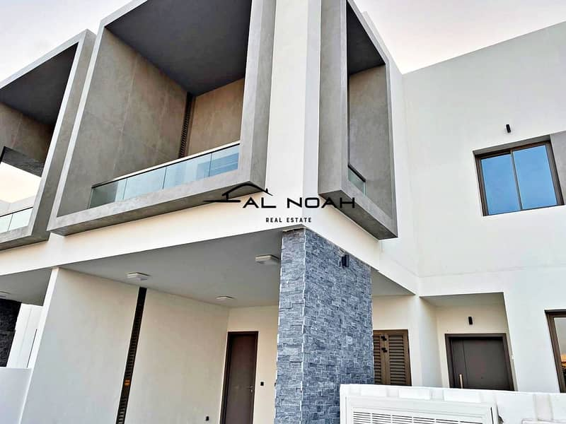 Hot for investment! Brand New   Impeccable 3 bedroom in Yas Acres!