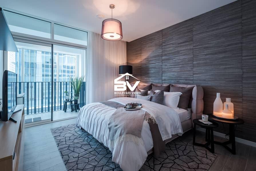 Fabulous Apartment   1 BR For Rent   JVC