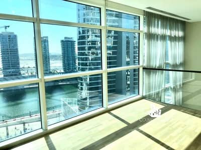 1 Bedroom Flat for Rent in Business Bay, Dubai - Spacious 1BR Loft Style | Canal View