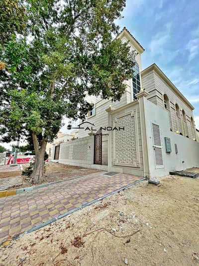 6 Bedroom Villa for Sale in Hadbat Al Zaafran, Abu Dhabi - BRAND NEW ! Structurally Sound 6 MBR in Al Zaafran! Superb Finishing!