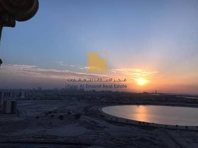 فلیٹ 3 غرف نوم للايجار في الخان، الشارقة - Amazing 3 BD for Rent with a Full Sea View in Sharjah